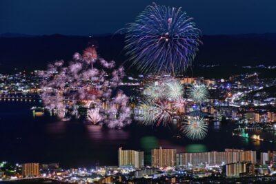 琵琶湖花火大会 2021 有料席がある場所一覧!当日券の買い方もご紹介!